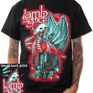 Lamb Of God T-Shirt - Demon Bird