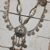 Colosseum Statement Necklace