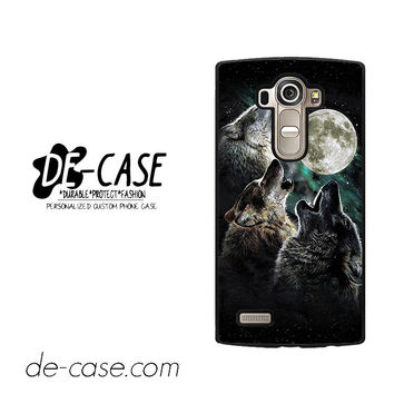 Three Wolf Moon 2 For LG G4 Case Phone Case Gift Present