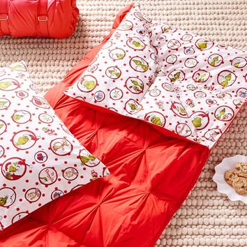 GRINCH™ SLEEPING BAG + PILLOWCASE