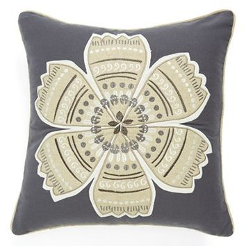 Levtex 'Parma' Embroidered Pillow