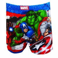 Marvel Comics Avengers Cast Boxer Shorts