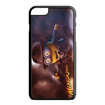 Funny Minion Jones iPhone 6S Plus Case