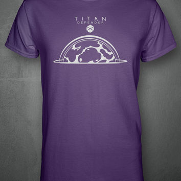 Titan Defender - Destiny Game Inspired T-shirt