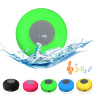 Portable Subwoofer Shower Waterproof Wireless Bluetooth Speaker