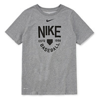 Nike Graphic T-Shirt-Big Kid Boys - JCPenney