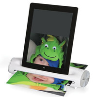 The iPad Document Scanner - Hammacher Schlemmer
