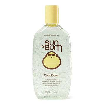 Sun Bum Cool Down After Sun Hydrating Gel (8Oz) Yellow One Size For Women 25988160001