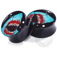 Shark Attack Plugs - Image Plugs