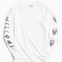 Welcome Sapien Long Sleeve Tee - Urban Outfitters