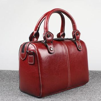 Genuine Leather Doctors Bag