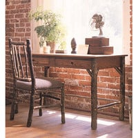 Flat Rock Berea Writing Desk And Chair