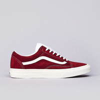 Flatspot - Vans Old Skool (Vintage) Rio Red