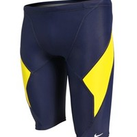 Nike Swim Motion Team Color Block Jammer at SwimOutlet.com - Free Shipping