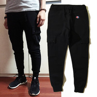 Hip-hop Cotton Pants [8598656003]