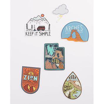 Utah Love | Sticker Pack