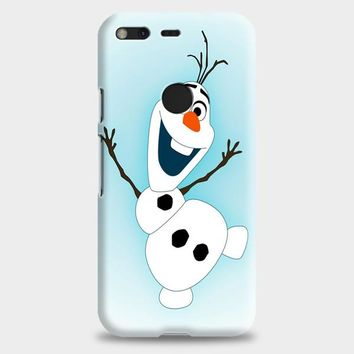 Olaf From Frozen Google Pixel 2 Case