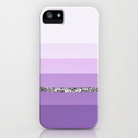 Party Stripes III iPhone & iPod Case by Monika Strigel