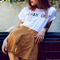 Brashy Couture — Ca$h Only