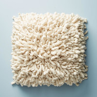 Wool Fringe Pillow