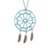 Aeropostale  Dreamcatcher Long-Strand Necklace
