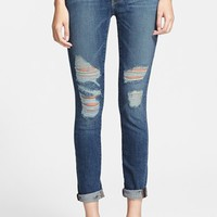 Women's Frame Denim 'Le Skinny de Jeanne' Destroyed Jeans (Seville)