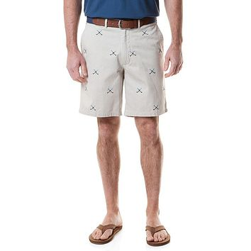 Cisco Short with Golf Clubs by Castaway Clothing - FINAL SALE