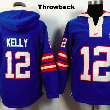 KUYOU Buffalo Bills Lacer - Jim Kelly