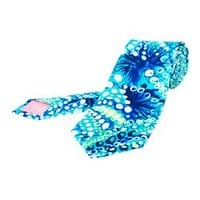 Mens Tie - Roe Your Boat | 28011391XE8 | Lilly Pulitzer