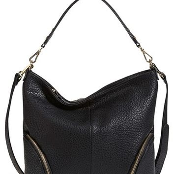 POVERTY FLATS by rian 'Round Zip' Hobo Bag