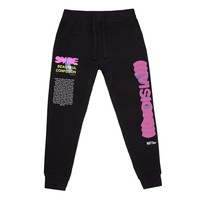 SYRE Sweatpant, Black