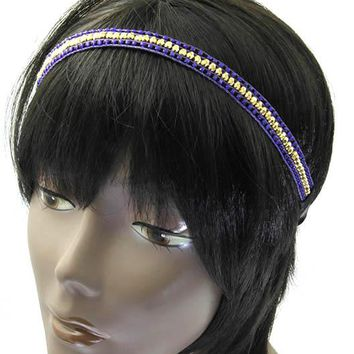 Bohemian Head Band Hair Accessory
