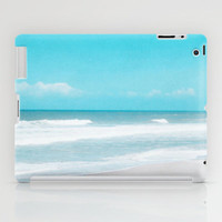 Soft Ocean iPad Case by Sweet Moments Captured
