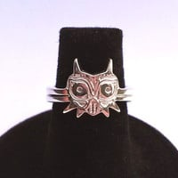 The Legend of Zelda Majoras Mask Ring - PREORDER