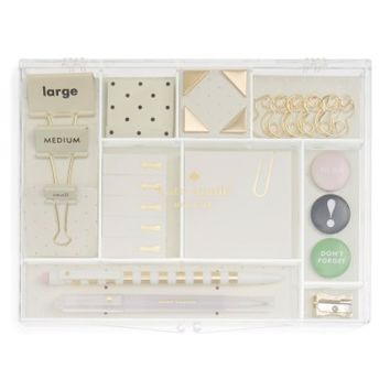 kate spade new york office supply kit | Nordstrom