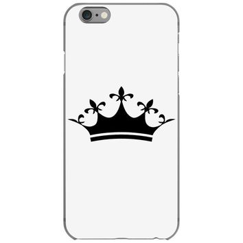 Queens Are Born In February Back iPhone 6/6s Case