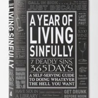 A Year Of Sinful Living