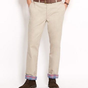 Flannel Lined Club Pant