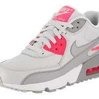 Nike Air Max 90 LTR Pure Platinum/Wolf Grey (Big Kid)