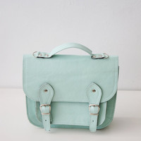Bag number 3 Small leather satchel