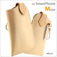 Hamee Original Cow Leather iPhone Case for iPhone 4/4S