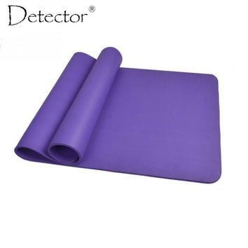 Detector 10mm Thick exercise Yoga Mat