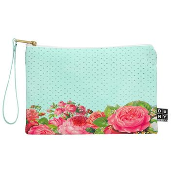 Allyson Johnson Favorite Floral Pouch