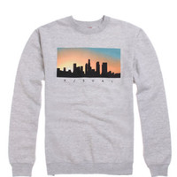 Visual by Van Styles Skyline Crew Fleece at PacSun.com