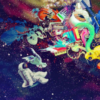 Psychedelic Trippy Art Poster Decor 214