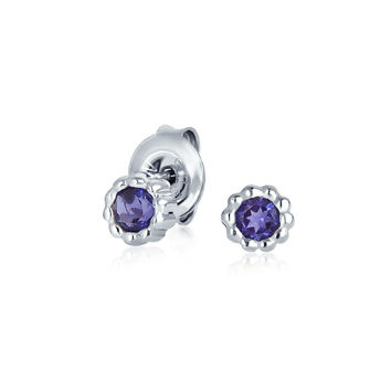Bling Jewelry Regal Babe Studs