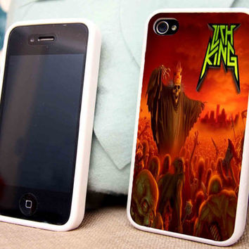 Avenged Sevenfold Hail To The King for iPhone 5 5C 5S iPhone 4/4S Samsung Galaxy S3 S4 case