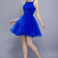 Homecoming Short Cocktail Prom Dress