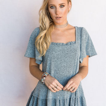 Free As The Wind Blouse In Blue