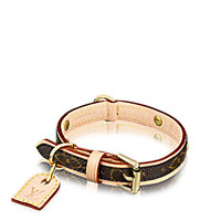 Products by Louis Vuitton: Baxter Dog Collar PM